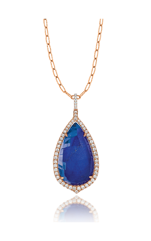 Doves by Doron Paloma Royal Lapis Necklace P5934LP-1 product image