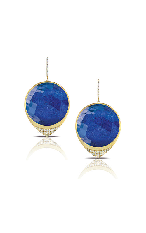 Doves by Doron Paloma Royal Lapis Earring E7820LP product image