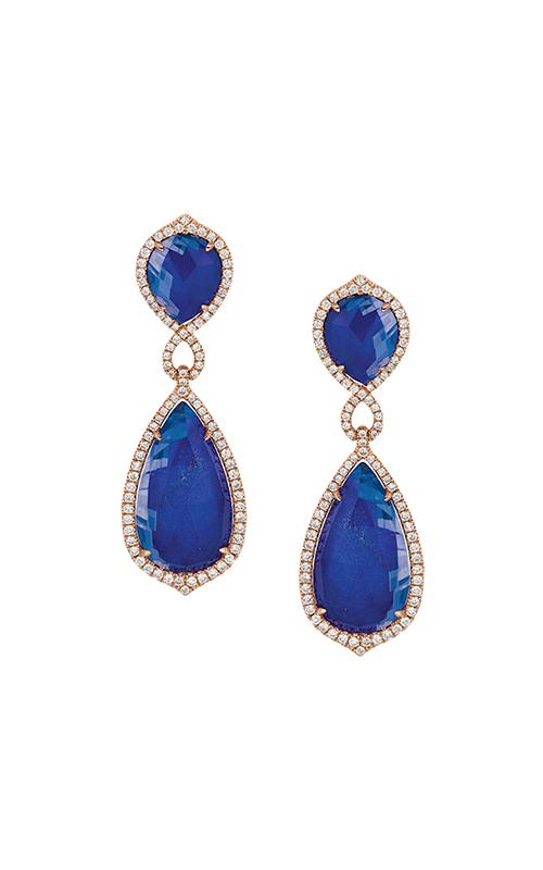 Doves by Doron Paloma Royal Lapis Earring E5934LP product image