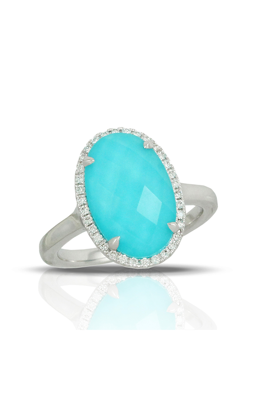 Doves by Doron Paloma St. Barths Blue Fashion ring R7274TQ product image