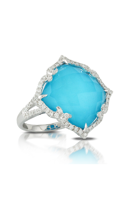 Doves by Doron Paloma St. Barths Blue Fashion ring R6618TQ product image