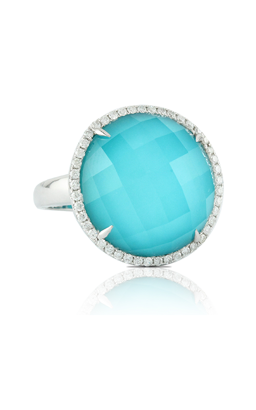 Doves by Doron Paloma St. Barths Blue Fashion ring R6021TQ-1 product image