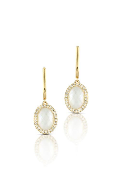 Doves by Doron Paloma White Orchid Earring E7294WMP-1 product image