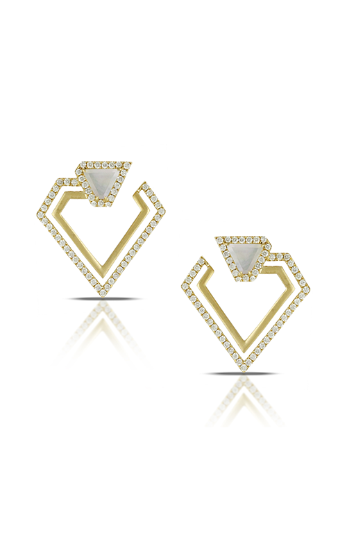 Doves by Doron Paloma White Orchid Earring E8384WMP product image