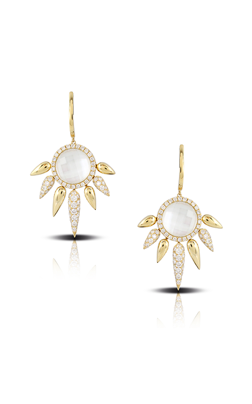 Doves by Doron Paloma White Orchid Earring E8666WMP product image