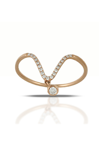 Doves Jewelry Diamond Fashion R8122 product image