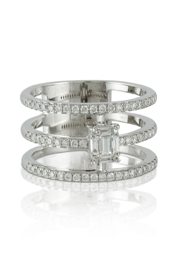 Doves Jewelry Diamond Fashion Ring R8084 product image