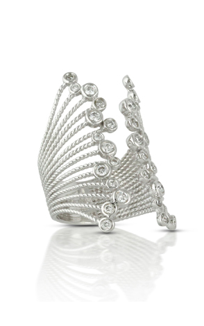 Doves Jewelry Diamond Fashion Ring R7976 product image