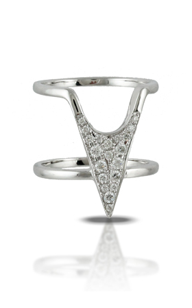 Doves by Doron Diamond Fashion R7968 product image