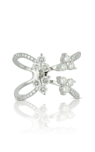 Doves Jewelry Diamond Fashion Ring R7867 product image