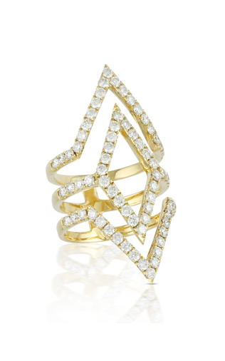 Doves by Doron Paloma Diamond Fashion Ring R7855 product image