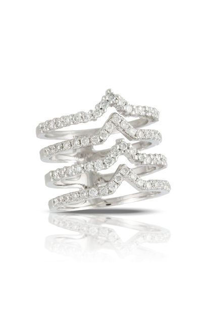 Doves by Doron Diamond Fashion R6958 product image