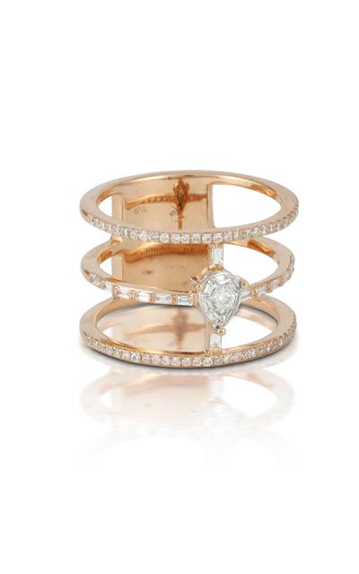 Doves by Doron Diamond Fashion R6702 product image
