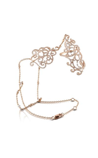 Doves by Doron Diamond Fashion R6699 product image