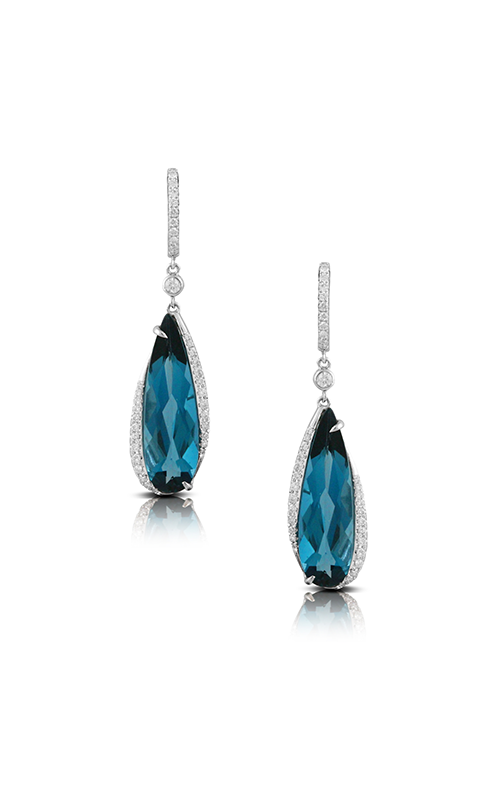 Doves by Doron Paloma London Blue Earrings E8604LBT product image