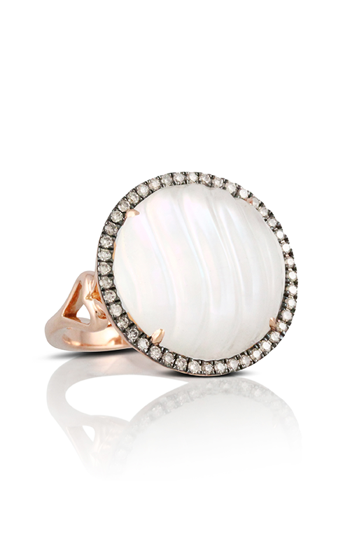 Doves by Doron Paloma White Orchid Ring R6120BWMP-A product image