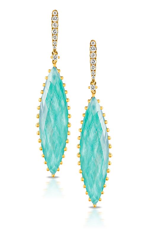 Doves by Doron Paloma Amazon Breeze Earrings E6930AZ product image