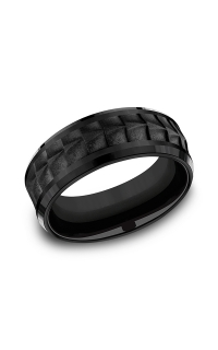 Forge Men's Wedding Bands CF108765BKT08