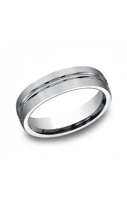 Forge Cobalt Comfort-Fit Design Wedding Band CF56411CC08.5 product image