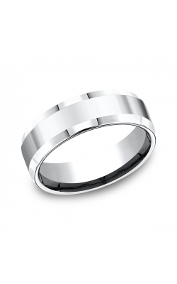 Forge Cobalt Comfort-Fit Design Wedding Band CF67426CC06 product image