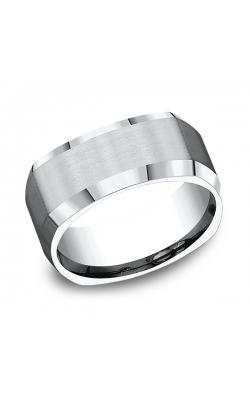 Forge Cobalt Comfort-Fit Design Wedding Band CF69480CC10.5 product image