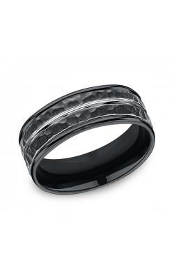 Forge Cobalt Comfort-Fit Design Wedding Band RECF58186CC11 product image