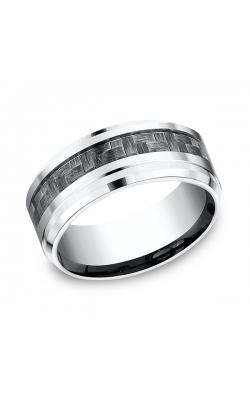 Forge Cobalt Comfort-Fit Design Wedding Band CF69488CFCC13.5 product image
