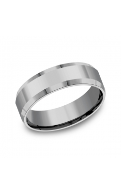 Forge Tungsten Comfort-Fit Design Wedding Band CF67426TG12 product image