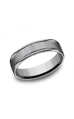 Forge Tungsten Comfort-Fit Design Wedding Band RECF7602STG09.5 product image
