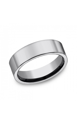 Forge Tungsten Comfort-Fit Design Wedding Band CF270TG07.5 product image
