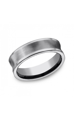 Forge Tungsten Comfort-Fit Design Wedding Band CF67001TG09.5 product image