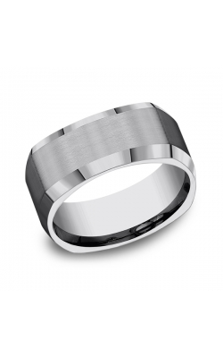 Forge Tungsten Comfort-Fit Design Wedding Band CF69480TG07.5 product image