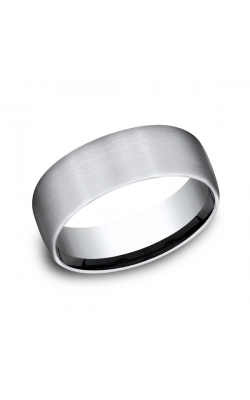 Forge Cobalt Chrome Comfort-Fit Wedding Band CF717561CC07 product image