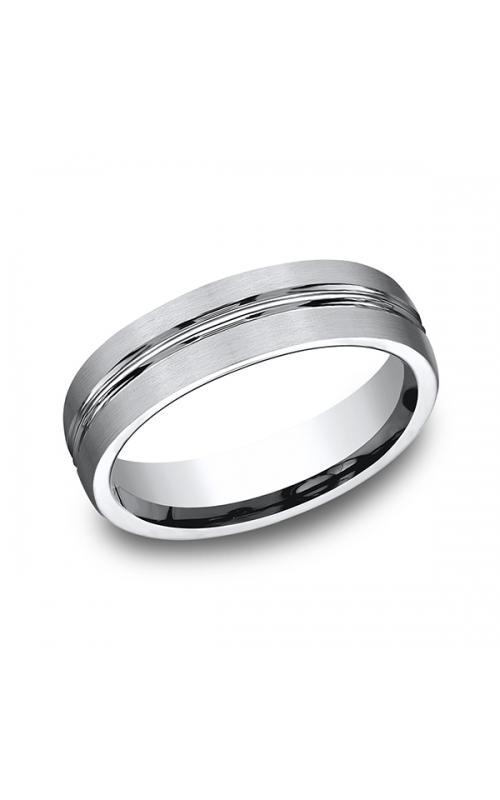Forge Cobalt Comfort-Fit Design Wedding Band CF56411CC06 product image