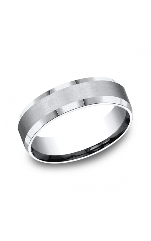 Forge Cobalt Comfort-Fit Design Wedding Band CF66416CC06 product image
