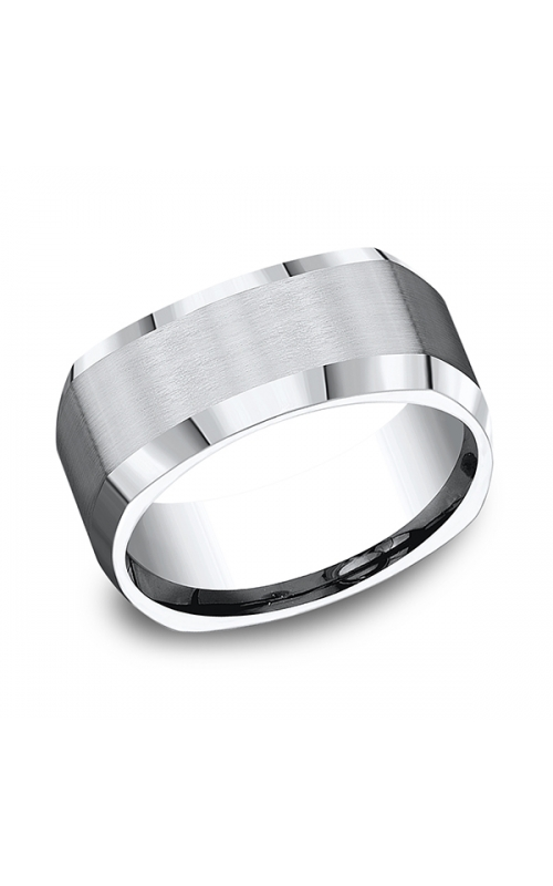 Forge Cobalt Comfort-Fit Design Wedding Band CF69480CC06 product image