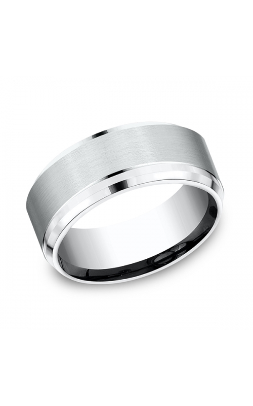 Forge Cobalt Comfort-Fit Design Wedding Band CF69486CC06 product image