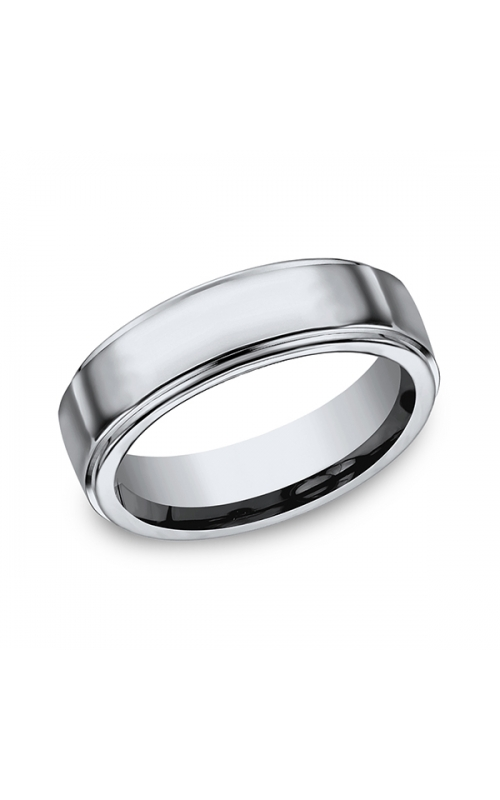 Forge Titanium Comfort-Fit Design Wedding Band 570T14 product image