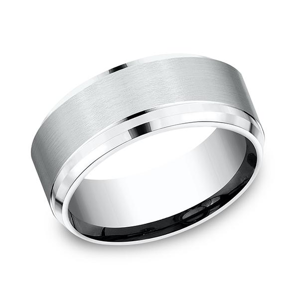 Forge Cobalt Comfort-Fit Design Wedding Band CF69486CC06 product image