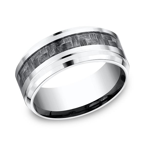 Forge Cobalt Comfort-Fit Design Wedding Band CF69488CFCC06 product image