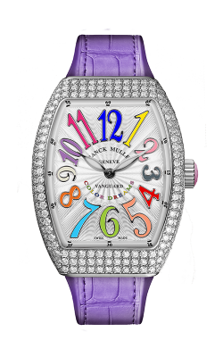 Franck Muller Lady Vanguard Watch V32QZDCODRACE-PR product image