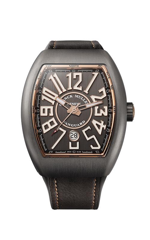Franck Muller Vanguard Watch V45SCBRTT5NGR product image