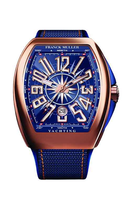 Franck Muller Vanguard Watch V45SCYACHT5NBL product image