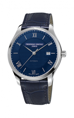 Frederique Constant  Clearvisions and Classics Index FC-303MN5B6