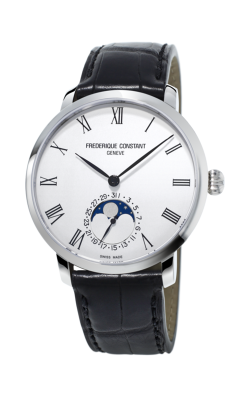Frederique Constant  Slimline Moonphase FC-705WR4S6