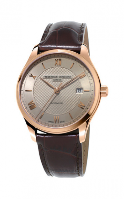 Frederique Constant  Clearvisions and Classics Index FC-303MLG5B4