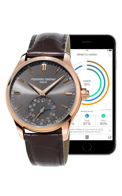 Frederique Constant Horological Smartwatch FC-285LGS5B4 product image