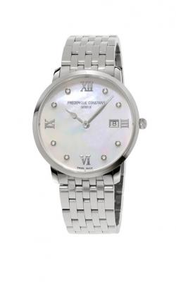 Frederique Constant Classics Slimline Ladies Grande Watch FC-220MPWD3S6B product image