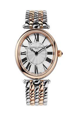 Frederique Constant  Art Deco Oval