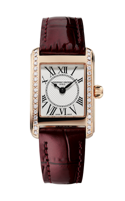 Frederique Constant  Carree Ladies Quartz FC-200MCD14